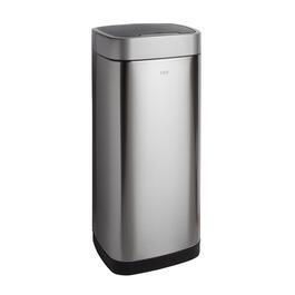 50-Liter Stainless Steel Sensor Trash Can