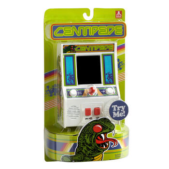 Centipede Handheld Arcade Game view 4