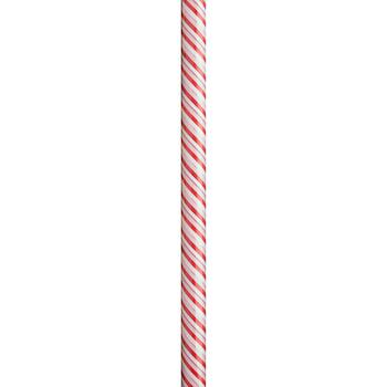 Peppermint Stripe Wrapping Paper Roll