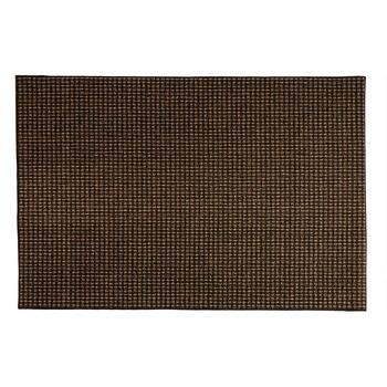"3'4"" x 5' Mohawk Home Brown Tweed Accent Rug"