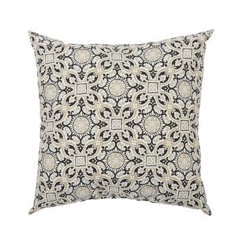 Medallion Indoor/Outdoor Floor Cushion