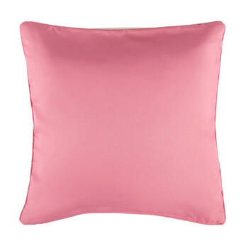 Spring Cat Feather-Fill Square Throw Pillow view 2