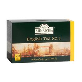 Ahmad Tea® English No. 1 Tea, 6 Boxes