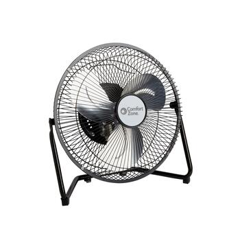"9"" Comfort Zone® High Velocity 3-Speed Fan"
