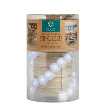 10' Shells Decorative String Lights view 2