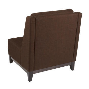 Java Upholstered Merge Accent Chair view 2