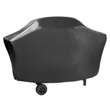 Midwest Black Vinyl Gas Grill Cover