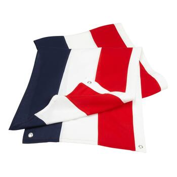 "30"" Patriotic Stripes Traditional Flag Banner Scarf"