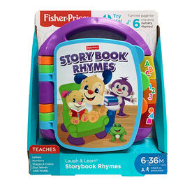 Fisher-Price® Laugh & Learn® Storybook Rhymes view 1
