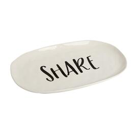 "The Grainhouse™ ""Share"" Oval Platter"