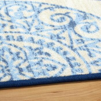 Medallion Circles Area Rug view 2