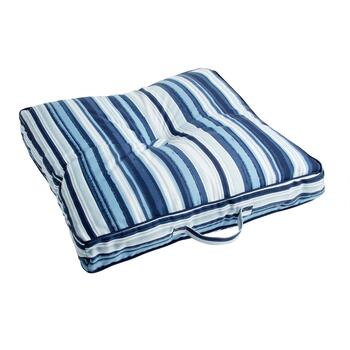 Coastal Living Seascapes™ Stripe Indoor/Outdoor Square Pool Pad