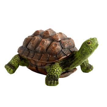 "10"" Turtle Garden Decor Statue"