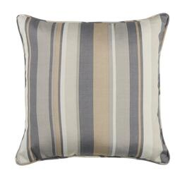 Traditions by Waverly® Striped Indoor/Outdoor Floor Cushion