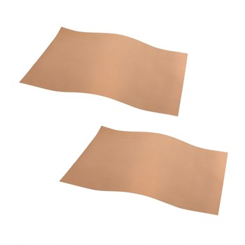 As Seen on TV Yoshi Copper Grill and Bake Mats, Set of 2 view 2