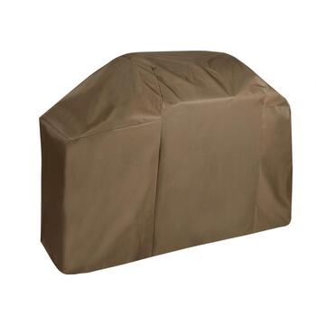 Brown Premium Grill Cover