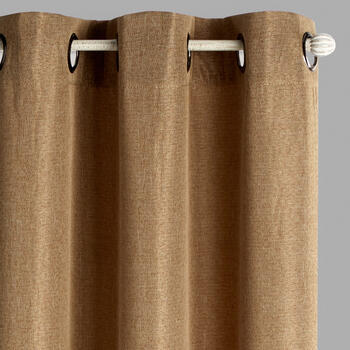 Denver Room Darkening Grommet Window Curtains, Set of 2 view 1
