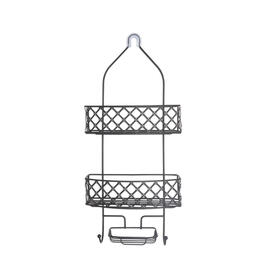 Black Diamond 3-Tier Shower Caddy view 1