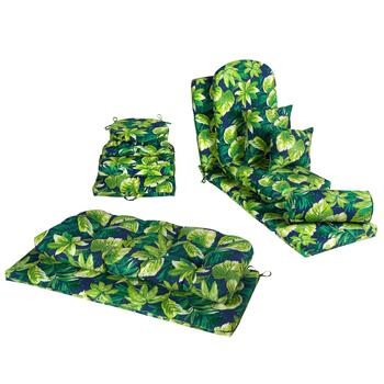 Palm Leaves Indoor/Outdoor Cushions