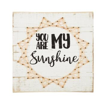 Typog Family String Sun
