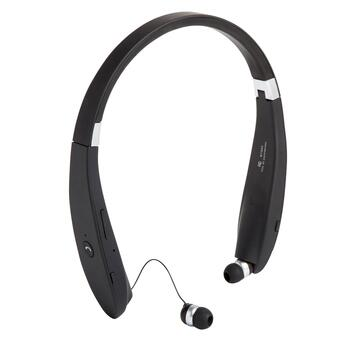 Bluetooth® Pro Series Premium On-the-Neck Rechargeable Headphones