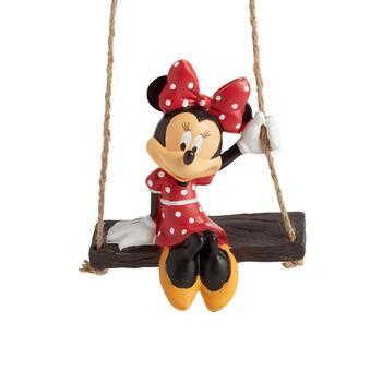 Disney 5 5 Minnie Mouse Hanging Garden Decor Christmas Tree