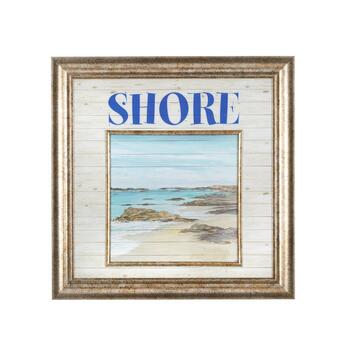 "18"" ""Shore"" Wall Decor"