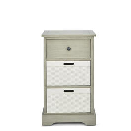 Chatham 1-Drawer/2-Basket Cabinet view 1