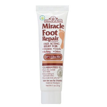MIRACLE FOOT REPAIR 1oz view 1