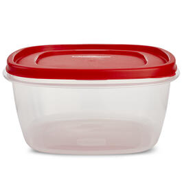 Rubbermaid® EZ Find Lids 14 Cup Plastic Food Storage Container view 1