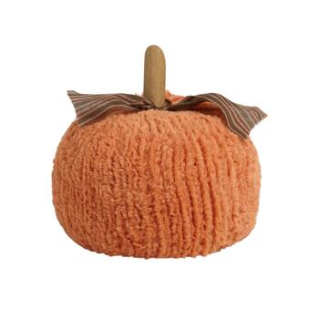 "7"" Pumpkin Door Stopper"