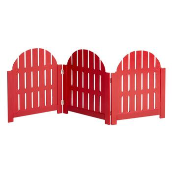 red adirondack tri fold pet gate christmas tree shops and that