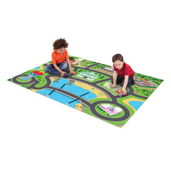 Paw Patrol™ Mega Mat™ with Vehicles view 2