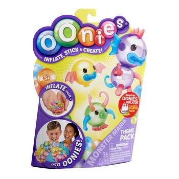 Oonies™ Monster Mania Theme Refill Pack