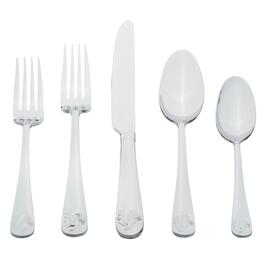 Pfaltzgraff® Rooster Stainless Steel Flatware Set, 20-Piece