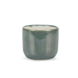 "The Grainhouse™ 2.5"" Dark Green Flower Pot view 1"