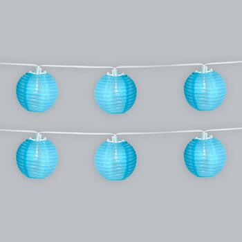Colored Ball String Lights