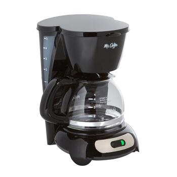 Mr. Coffee® 5-Cup Programmable Coffeemaker