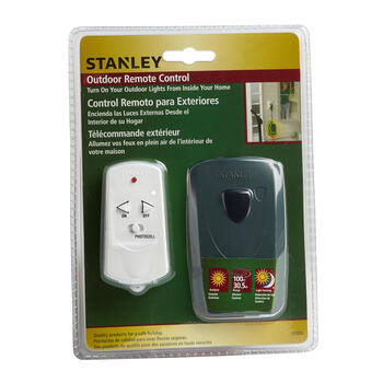 Stanley® Wireless Outdoor Remote view 1
