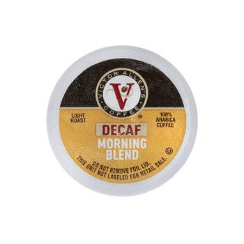 Victor Allen's® Morning Blend Decaf Coffee Pods, 60-Count view 1