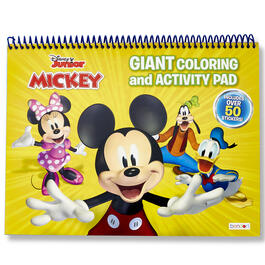 Disney™ Mickey Mouse™ Giant Coloring and Activity Pad view 1