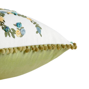 """Spring"" Oblong Throw Pillow view 3"