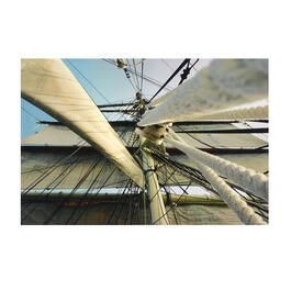 Ship's Mat Photograph Canvas Wall Art view 1