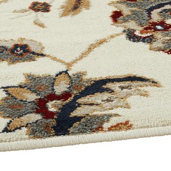 Jacobean Floral Printed Rug Set, 3-Piece view 2