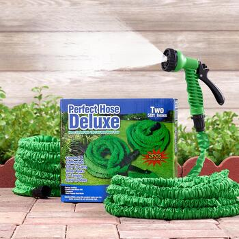 50' Perfect Hose Deluxe, Set of 2