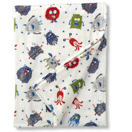 "50"" x 70"" Boys Monsters Throw Blanket view 1"