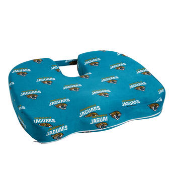 Jacksonville Jaguars NFL Memory Foam Chair Cushion view 1