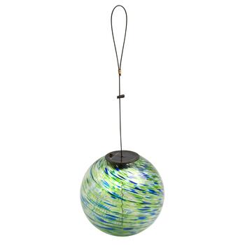"8"" Hanging Solar Gazing Ball"