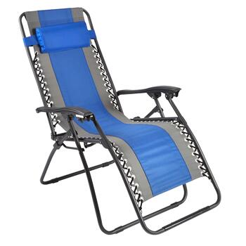 Two-Tone Antigravity Chair