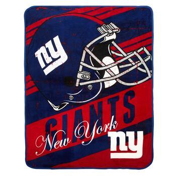 NFL New York Giants Team Throw - Christmas Tree Shops and ...